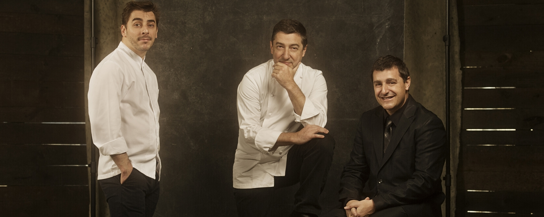 Germans Roca  David Ruano  El Celler de Can Roca (3)