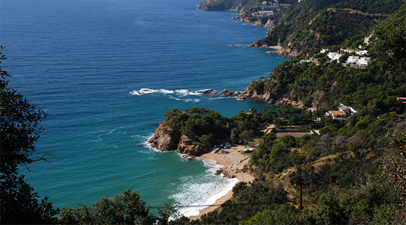 Photo of Cala Canyet in Santa Cristina d'Aro