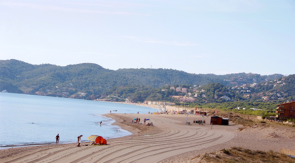 Photo of Platja del Grau in Pals