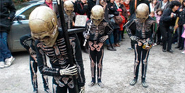 Photo of Procession of Verges and Dance of Death in Verges