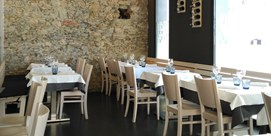 Photo of Restaurant Can Cervera by La Croqueta in Roses