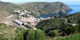 "Photo of Route: ""Portbou and Walter Benjamin. Retreat and the Second World War"" in La Jonquera"
