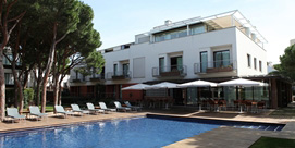 Photo of NM Suites Hotel in Platja d'Aro (Castell-Platja d'Aro)