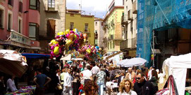 Photo of Market on the Street - Fair in La Bisbal d'Empordà