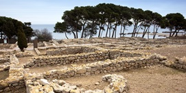 Photo of Empúries Archaeological Site in L'Escala