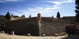 Photo of Castle and walled enclosure of Hostalric in Hostalric
