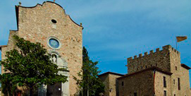Photo of Historic town of Castell d'Aro in Castell-Platja d'Aro