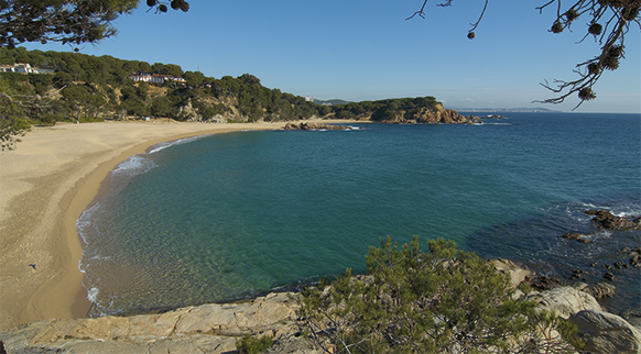 Photo of Sa Conca in S'Agaró (Castell-Platja d'Aro)