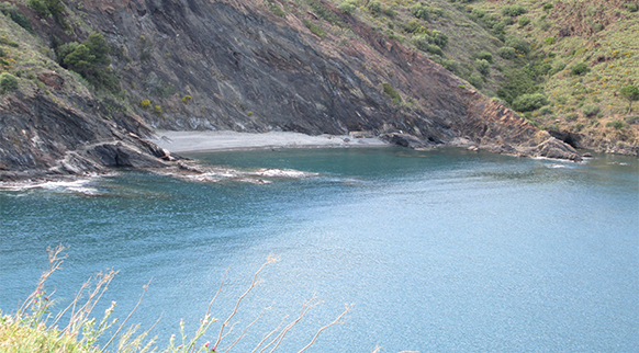 Photo of Les Tres Platgetes in Portbou