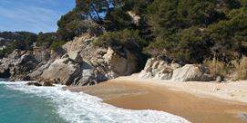 Photo of Cala Figuera in Tossa de Mar