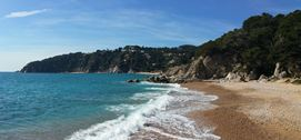 Photo of Cala d'en Carlos in Tossa de Mar