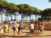 Children club in Blanes, Patronat Municipal Turisme Blanes.