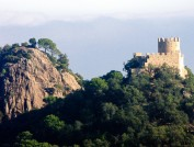 Castle of Farners in Santa Coloma de Farners, Pep Iglesias