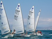 Sailing in L'Escala, Escala Yacht Club