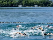 Swimming in the Lake of Banyoles, Curto Imatges