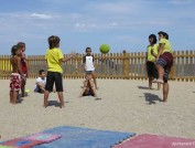 Children club in Platja d'Aro, Castell Platja d'Aro Town Council.